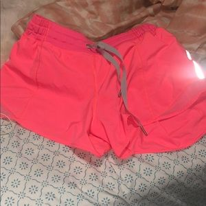 Lululemon gotta totty shorts